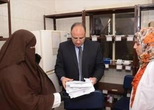 محافظ الإسكندرية: الأعمال مستمرة للانتهاء من بناء مستشفى العجمي العام