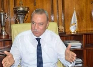 الهجان يفتتح منفذالجمعية التعاونية الاستهلاكية بمدينة قنا
