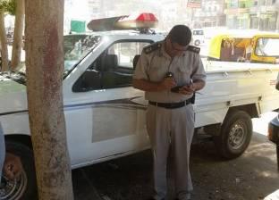 سحب 210 رخص قيادة سيارة في حملة مرورية بالقاهرة