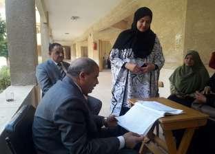 المحرصاوي يتفقد كلية الدراسات الإسلامية والعربية بنات بالمنوفية