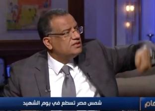 مسلم: حادث محطة مصر ليس إرهابيا.. احذروا شائعات السوشيال ميديا