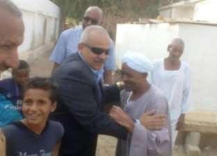"""رئيس مدينة سفاجا يقود حملة لإزالة التعديات بـ""""أم الحويطات"""""""