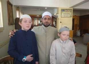 طالبان من روسيا يشاركان في مسابقة تحدي القراءة العربي بالدقهلية