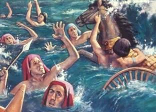 العثور على بقايا بشرية قد تقود لاكتشاف جيش فرعون الغارق