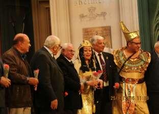 """السبت.. """"تياترو مصر"""" يحتفل مع جمهوره برأس السنة في المسرح"""