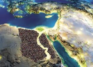 الإحصاء: 9 ملايين و673 ألفا و77 نسمة عدد سكان القاهرة