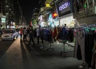 تفريغ وسط القاهرة.. مدينة تجارية بديلة عن محلات العتبة والموسكى