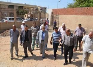 """""""طاهر"""": 150 مليون جنيه لتطوير 5 مناطق عشوائية بالإسماعيلية"""