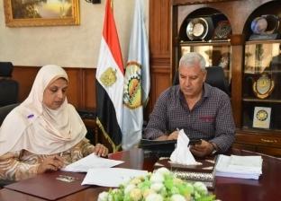 محافظ مطروح: 11 ألف جنيه مساهمة في نفقات علاج 8 مواطنين