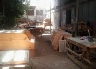 «الصناعات النمطية».. من مشروع لإنتاج الأخشاب إلى مخزن «مهجور»