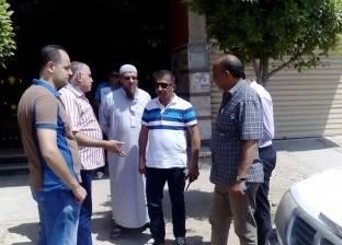 حي ثان المحلة: دراسة لإنشاء ساحات انتظار سيارات بشوارع منشية البكري