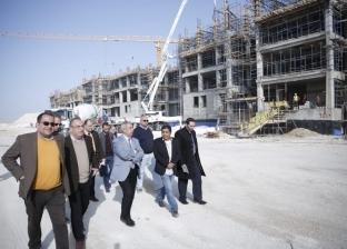 رئيس العربية للعلوم والتكنولوجيا: فرع العلمين حلم يتحقق على أرض الواقع
