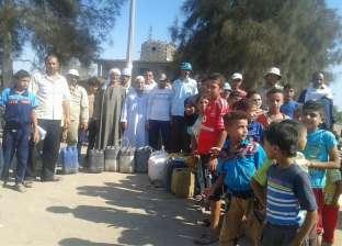 «لعنة العطش» تجبر أهالى 176 قرية بالشرقية على تجرع «مياه الصرف»