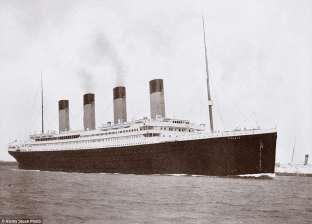 """في ذكرى بدء بنائها.. رواية أمريكية تنبأت بغرق السفينة """"تيتانيك"""""""