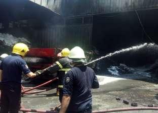 السيطرة على حريق بقسم الحسابات بقرية سياحية في الغردقة دون وقوع خسائر