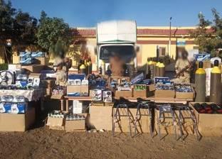 الجيش الثالث يقضي على تكفيري ويدمّر 5 أوكار إرهابية في سيناء