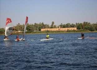 مصري يسعى لتحطيم رقم قياسي في «جينيس» بالتجديف لمسافة 1206 كيلو