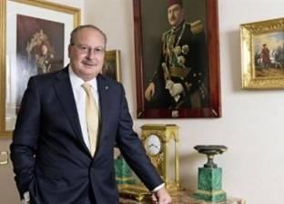 الملك فؤاد الثاني: سأترك مسؤولية استرجاع غرفة والدي للدولة المصرية