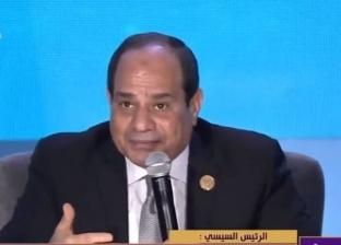 عاجل| السيسي: رفضت افتتاح مترو مصر الجديدة لأن سعر تذكرته غير اقتصادية
