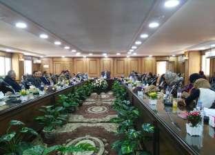 رئيس جامعة العريش: إعلان نتيجة الكادر العام عبر الموقع الرسمي