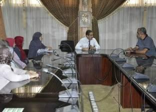 نائب رئيس جامعة القناة: اعتماد انتدابات هيئة التدريس استعدادا للدراسة