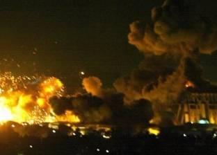 """""""سكاي نيوز"""": قتلى وجرحي في غارة على موقع للجيش السوري"""