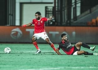 الجزائري حفيظ دراجي «تميمة حظ» حسين الشحات: كل مباراة هدف