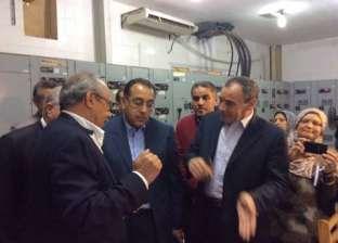 رئيس الهيئة القومية لمياه الشرب: جار تنفيذ مشروعات بجنوب سيناء بتكلفة 816 مليون جنيه
