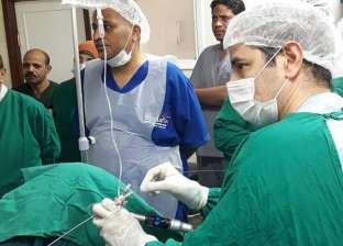"""""""صحة أسيوط"""": إجراء عمليات جراحية كبرى في المستشفيات الحكومية"""