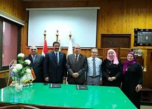 كلية تربية بجامعة عين شمس تتعاون مع الأمانة العامة للمدارس الكاثوليكية