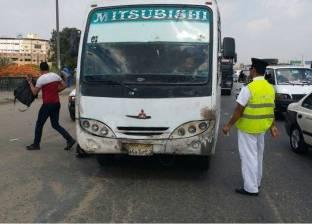 """""""المرور"""" تشن حملات توعية لقائدي السيارات"""