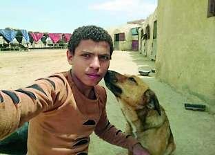 «محمد» رفض خدمة الكلاب ثم وقع فى حبها: بتصون المعروف