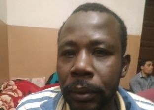«الشغل يوم الإجازة» أنقذ سوداني من الموت في عقار جسر السويس