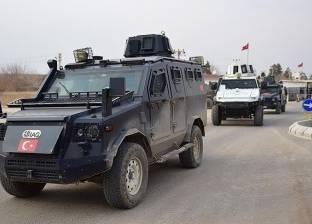 الجيش التركي يرسل تعزيزات إضافية إلى الحدود مع سوريا