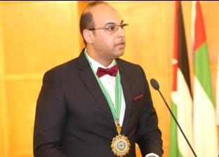 """""""الوطن"""" تحاور المصري الفائز بـ""""الشاب النموذج"""" 2019 من الجامعة العربية"""