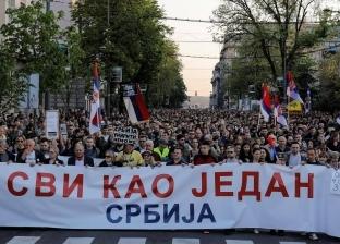 تجدد الاحتجاجات المناهضة لحكم رئيس صربيا