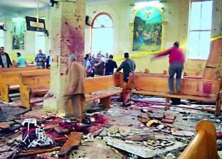 """تحقيقات """"تفجيرات الكنائس"""": متهمان حرضا الانتحاري على تفجير """"مارجرجس"""""""