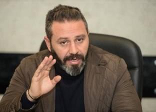 """حازم إمام: """"مش أنا اللي بختار المدير الفني.. والقرار للاتحاد"""""""