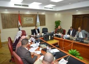 """""""عمليات محافظة مطروح"""": الاستفتاء يسير بشكل جيد في 159 لجنة"""