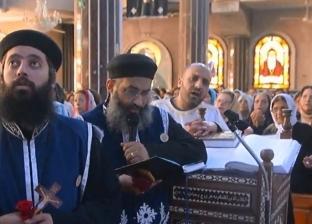 بالصور| كنائس الإسكندرية تحيي الجمعة العظيمة