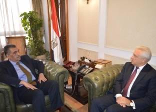 قطاع الأعمال المصري: 88% زيادة في أرباح الشركات التابعة للقابضة للنقل