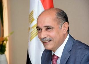 وزير الطيران المدني يتفقد استعدادات لجان مطار القاهرة للاستفتاء