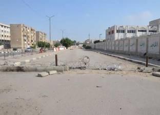 محافظ الإسماعيلية: إعادة فتح شارع إدارة المرور قبل العيد