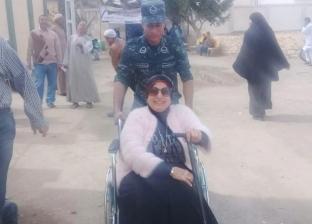 كبار السن يتصدرون مشهد الاستفتاء في ثالث أيام التصويت بالبحيرة