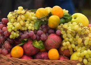 """استقرار أسعار الفاكهة في """"العبور"""".. و""""الجوافة"""" بـ6 جنيهات"""