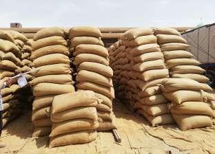 محافظ سوهاج: تخطينا مستهدف توريد القمح