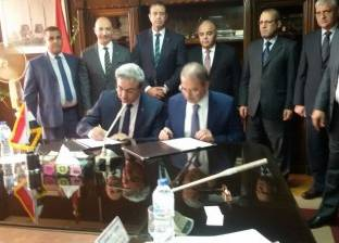 """""""القابضة للكهرباء"""": تشغيل محطة توليد غرب القاهرة في ديسمبر 2019"""