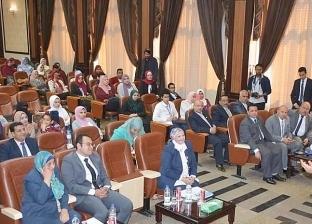 """وزير الشباب يكرم المبادرات الشبابية الفائزة في مسابقة """"الأفضل"""""""