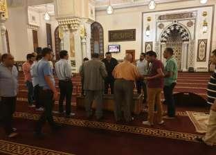 بالصور.. تشييع جثمان الكاتب الصحفي عبد العظيم درويش من مسجد الرحمن الرحيم