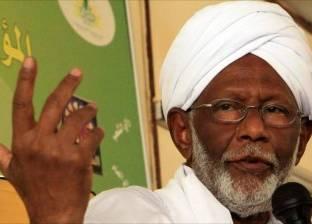 عاجل| وفاة الزعيم السوداني المعارض حسن الترابي عن 84 عاما